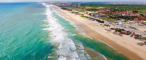 Lugares para viajar: Fortaleza - Ceará