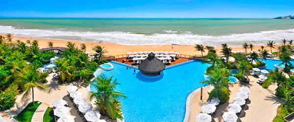 Lugares para viajar em julho - Resorts em Natal