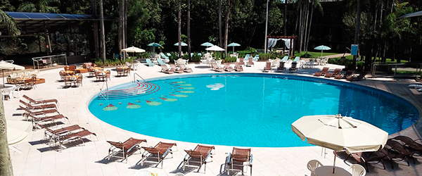Resorts em Foz do Iguaçu - Vivaz Cataratas Hotel Resort