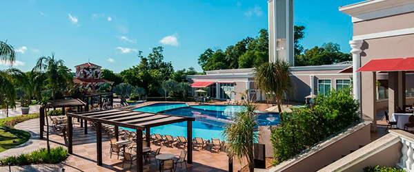 Resorts em Foz do Iguaçu -Wish Resort Golf Convention Foz do Iguaçu