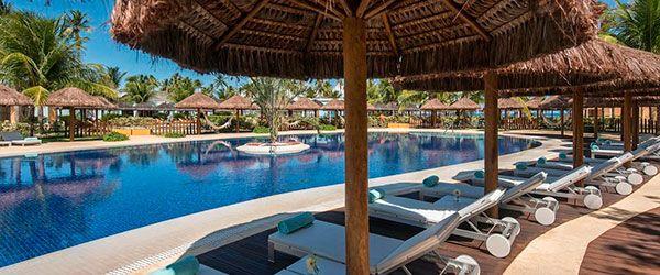 Resorts all inclusive Iberostar Praia do Forte - Piscinas