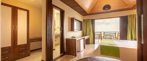 Bangalô Super Luxo - Bangalô Luxo - Bangalô - Ocean Palace Beach Resort & Bungalows