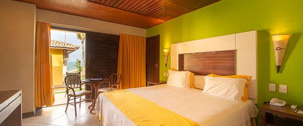 Bangalô Luxo - Bangalô - Ocean Palace Beach Resort & Bungalows