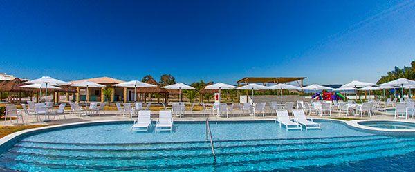 Iloa Resort Maceió - Estrutura