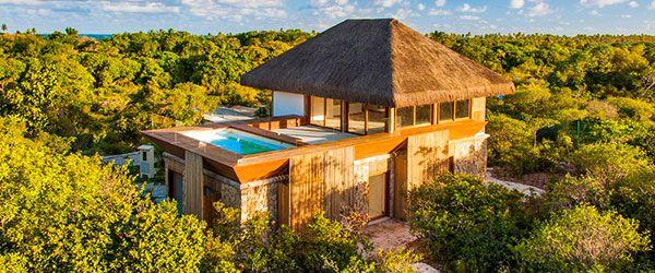 Ivete Sangalo no Tivoli Ecoresort Praia do Forte - Pool Villas