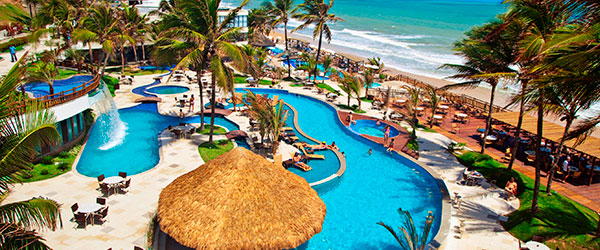 Parque aquático - Ocean Palace Beach Resort & Bungalows