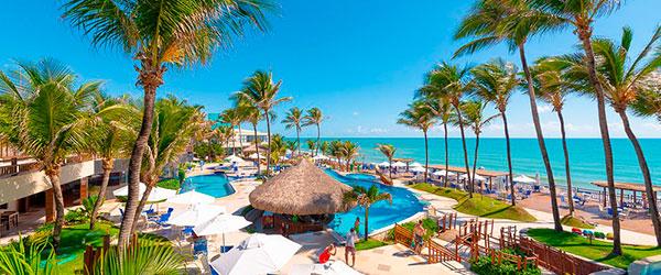 Piscinas do Ocean Palace Beach Resort & Bungalows