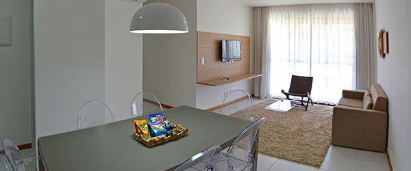 Iloa Resort - Sala de Estar Suíte Família