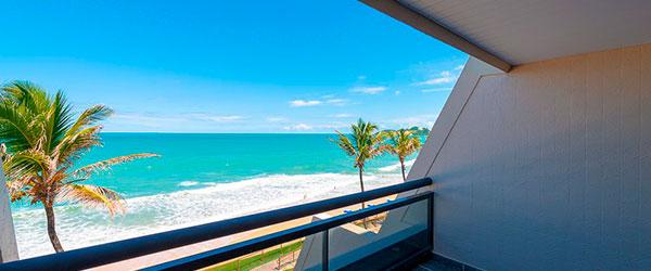 Vista Apartamento Luxo - Ocean Palace Beach Resort & Bungalows