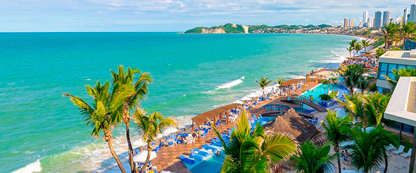 Praia de Ponta Negra - Ocean Palace Beach Resort & Bungalows