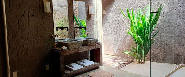 Banheiro Acomodação - Kenoa Resort