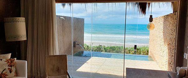 Piscina da Acomodação - Kenoa Resort