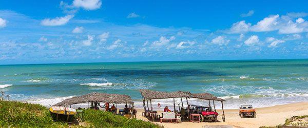 Melhores Praias de Fortaleza - Praia das Fontes