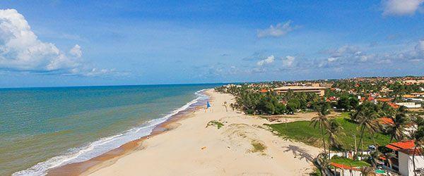 As melhores praias de Fortaleza e do Ceará