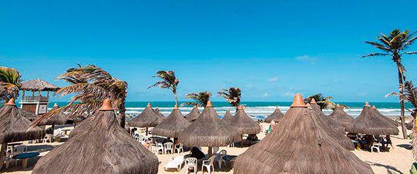 Melhores praias de Fortaleza - Praia do Futuro