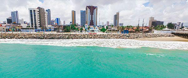 Melhores praias de Fortaleza - Casarão Estoril