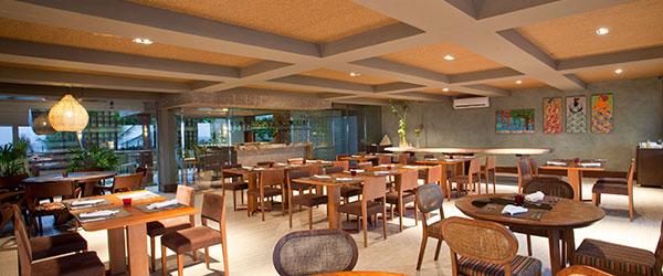 Carmel Charme Resort - Restaurante