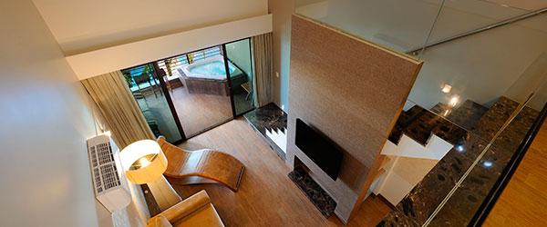 Carmel Charme Resort - Loft Hidro