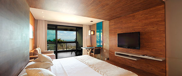 Carmel Charme Resort - Suíte Luxo
