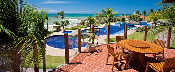 Carmel Charme Resort - Vista varanda