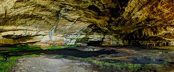 Caverna Aroe Jari - Chapada dos Guimarães