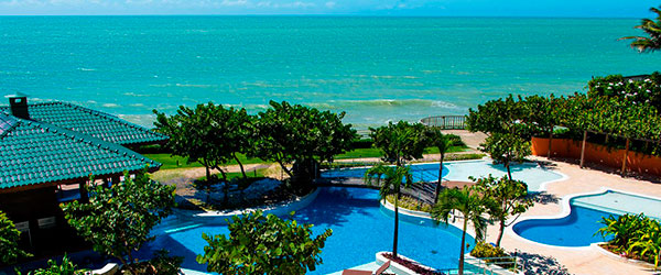 Vogal Luxury Beach Hotel & Spa:
