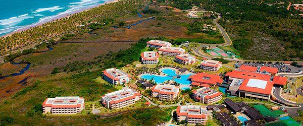 Resorts para família - Grand Palladium Imbassaí