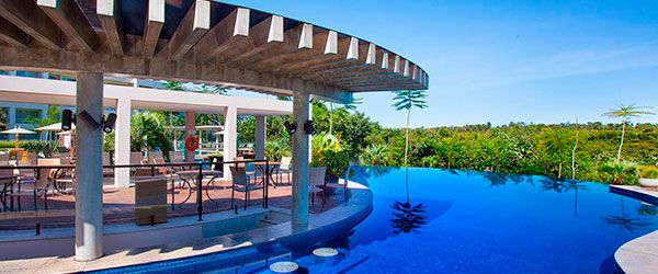 Resorts para família - Rio Quente Cristal Resort
