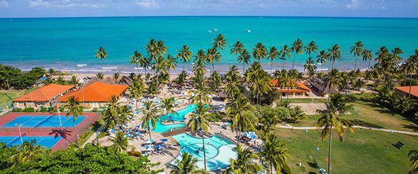 Resorts para família - Salinas Maragogi