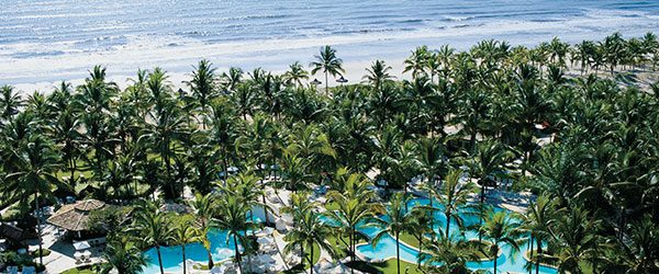 Resorts para família - Transamerica Comandatuba