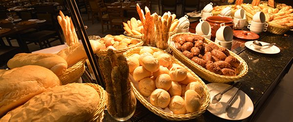 All inclusive no Malai Manso - Alimentação