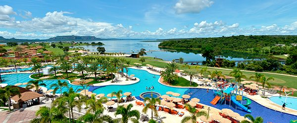 Malai Manso Resort - Parque Aquático
