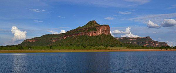 Parque da Chapada dos Guimarães e Lago do Manso