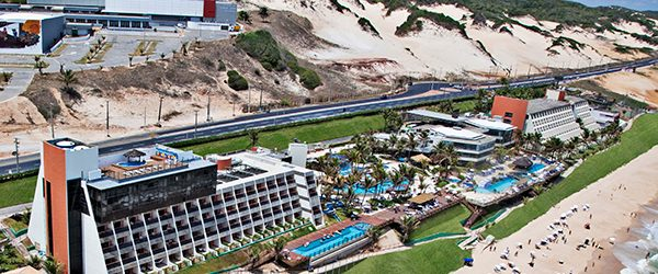 Ocean Palace Beach Resort & Bungallows - Resort all inclusive em Natal