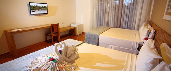 Acomodações - Porto Seguro Praia Resort