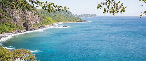 Baía dos Golfinhos - Parque Nacional Marinho