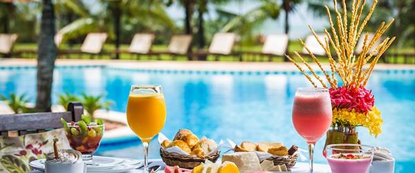 Resort all inclusive em Santo André - Bahia