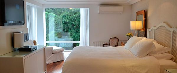 Acomodações do Hotel Estalagem St Hunbertus - Gramado