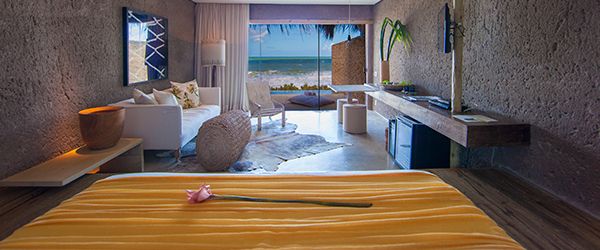 Lua de mel no Kenoa Resort