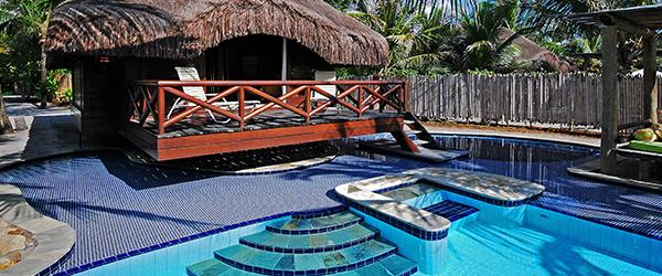 Bangalô do Resort Nannai