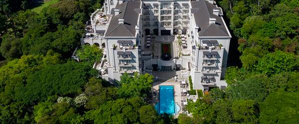 Palácio Tangará Hotel de Luxo em SP