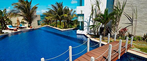 Kilombo Villas - Hotel de Luxo em Natal