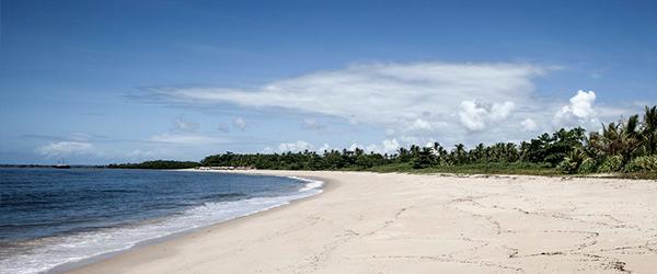 Praia de Santo André - Bahia