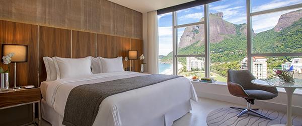 Acomodações Hotel Nacional Rio de Janeiro
