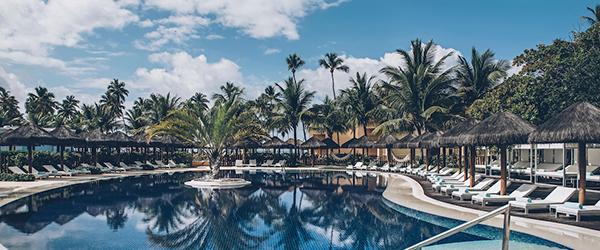 Pool Club do Iberostar Selection Praia do Forte