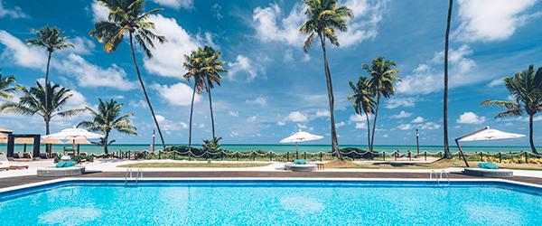 Piscina do Beach Club Star Prestige