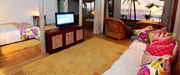 Suite Master do Arraial d'Ajuda Eco Resort