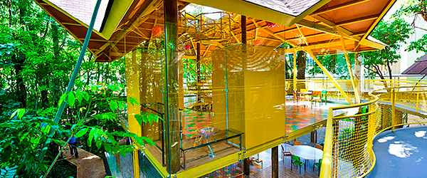 Casa da Árvore - Recanto Cataratas