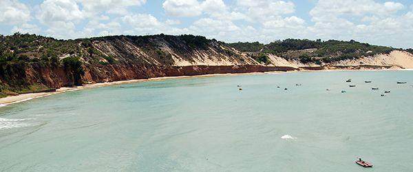 Praia da Baia Formosa / Natal
