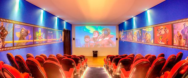 Cinema do Kids Club